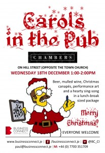 CHOW's Carols in the Pub 2013