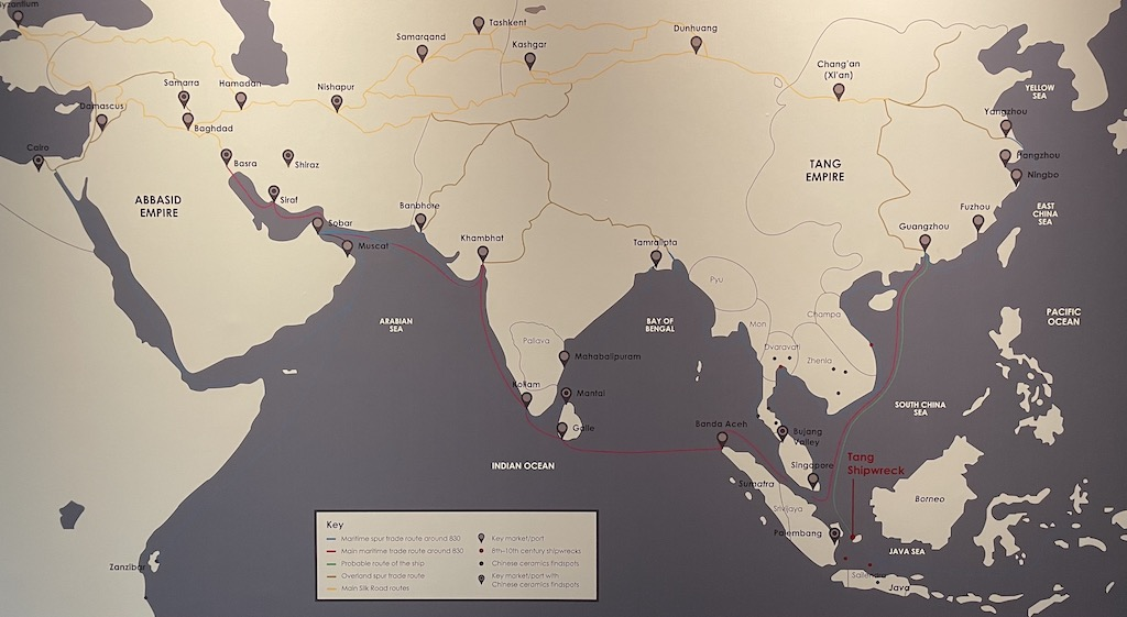 Belitung Route